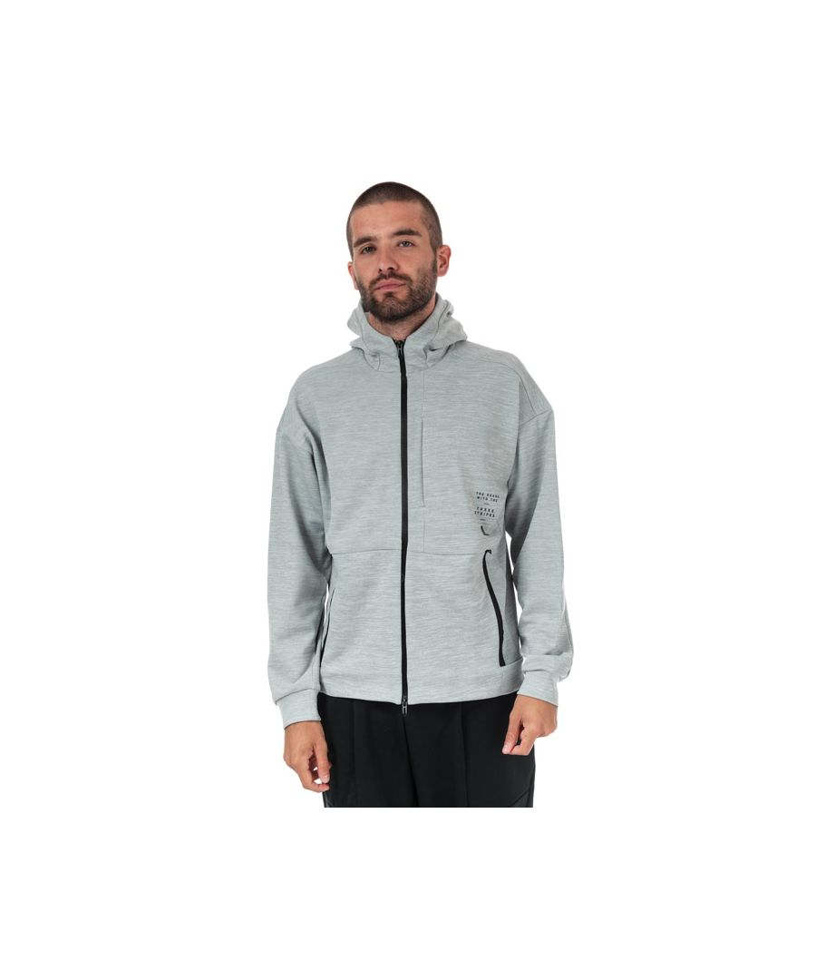 Image for Men's adidas Originals ID Hoody in Grey