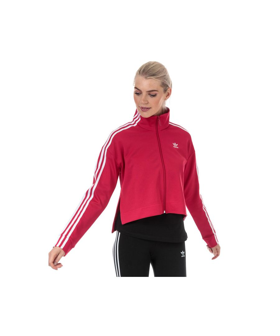 Image for Women's adidas Originals Track Top in Pink