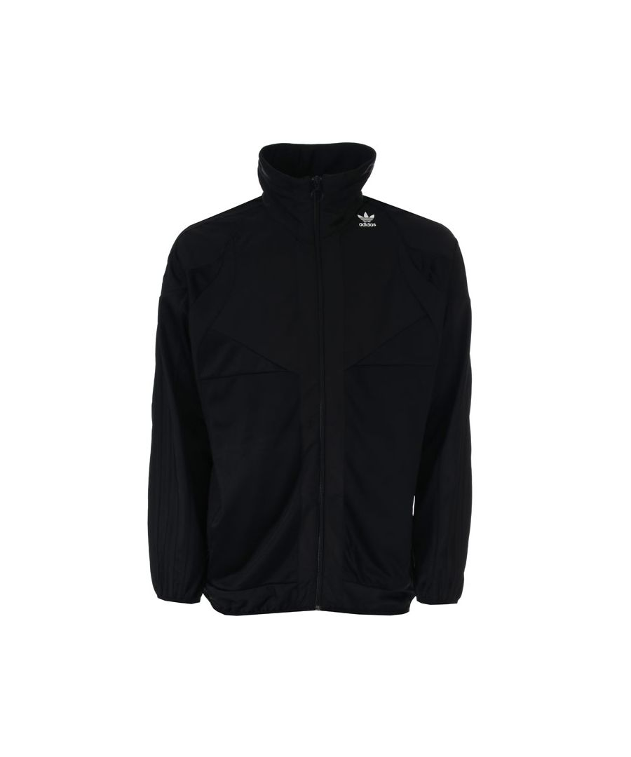Image for Men's adidas Originals PT3 Track Top in Black