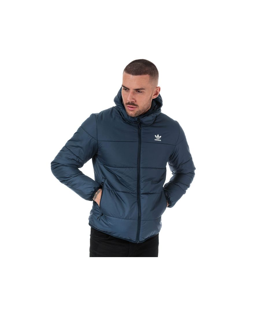 Image for Men's adidas Originals Padded Jacket in Blue