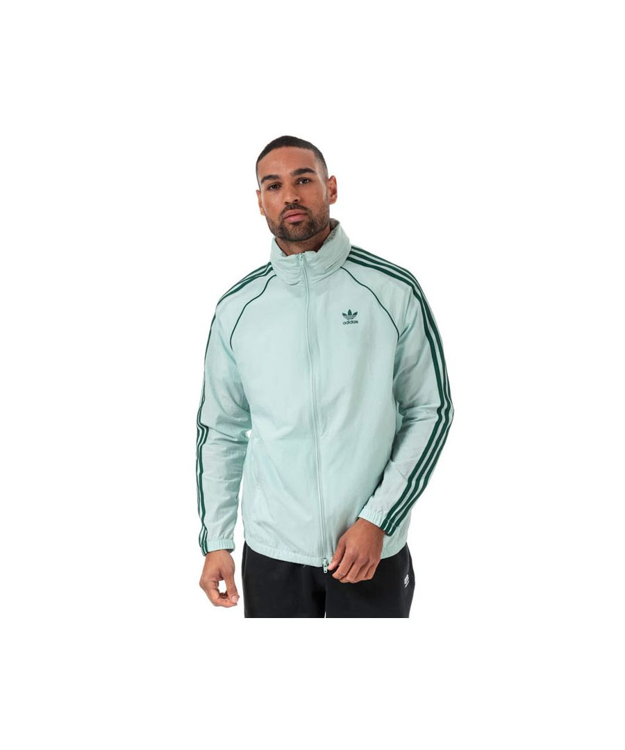 Image for Men's adidas Originals SST Windbreaker in Green