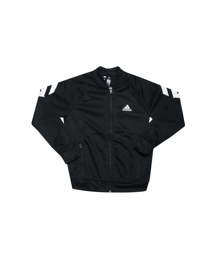 Image for Boys' adidas Infant XFG Tracksuit in Black-White