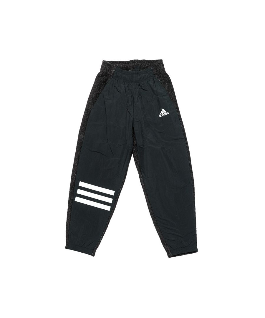 Image for Boy's adidas Junior ID Warm Jog Pants in Black