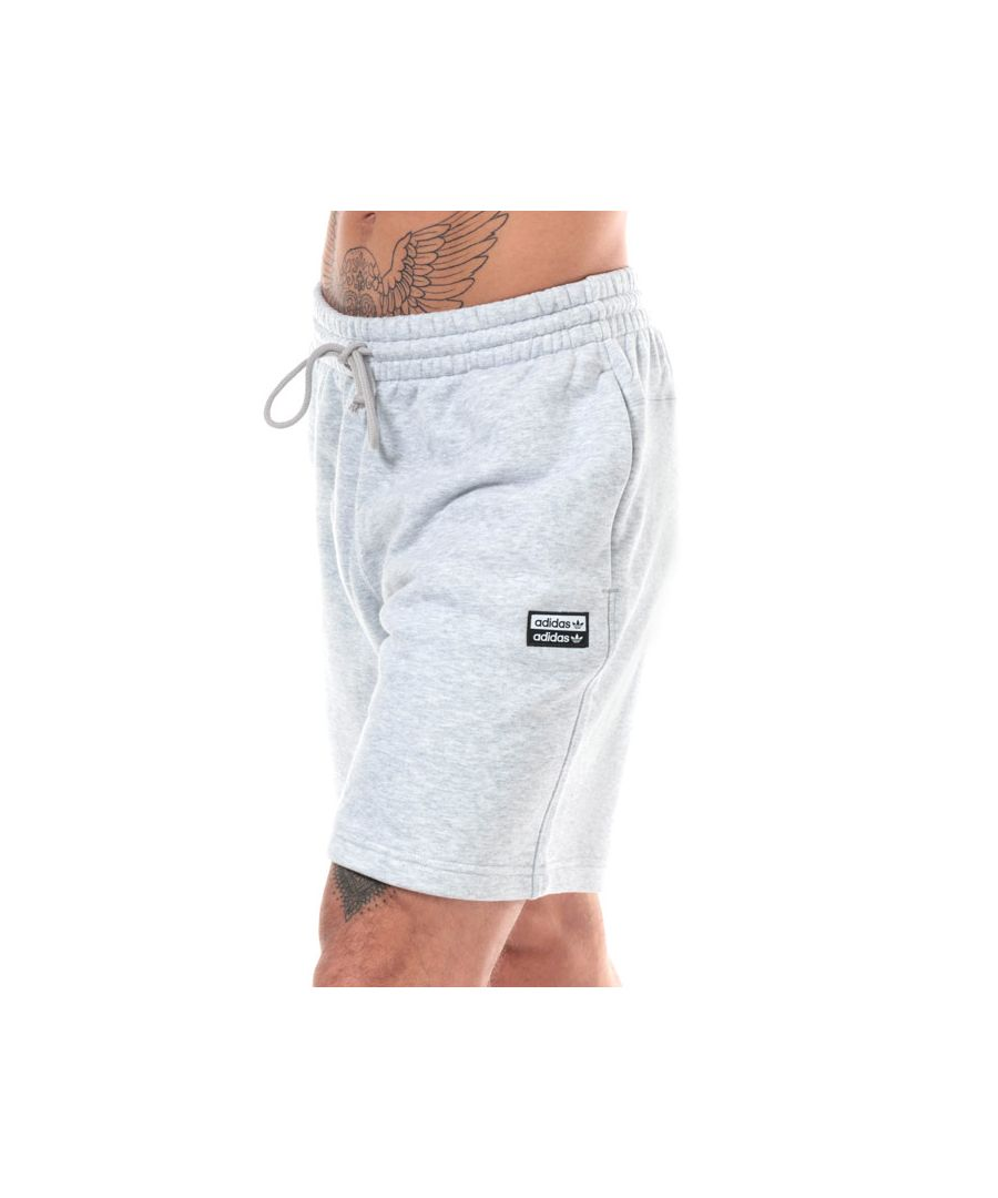 Image for Men's adidas Originals R.Y.V. Shorts in Grey