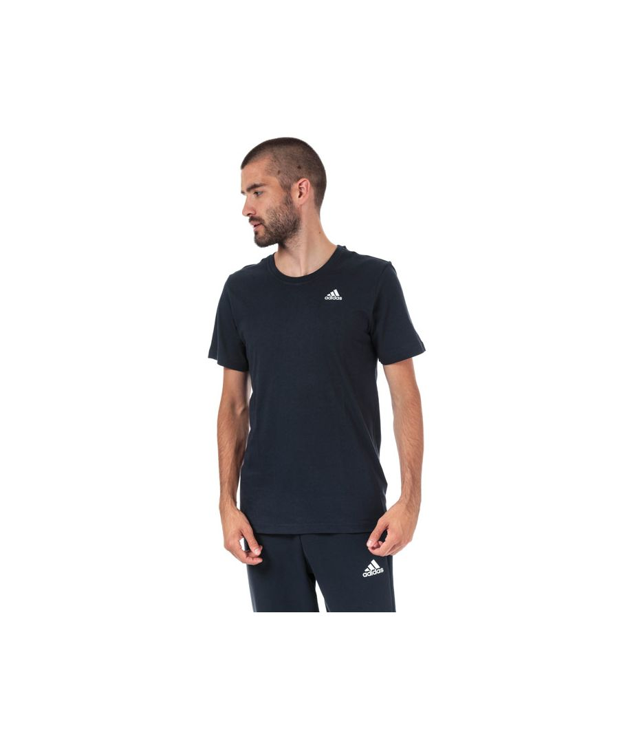 Image for Men's adidas Originals Must Have Badge Of Sport T-Shirt in Navy
