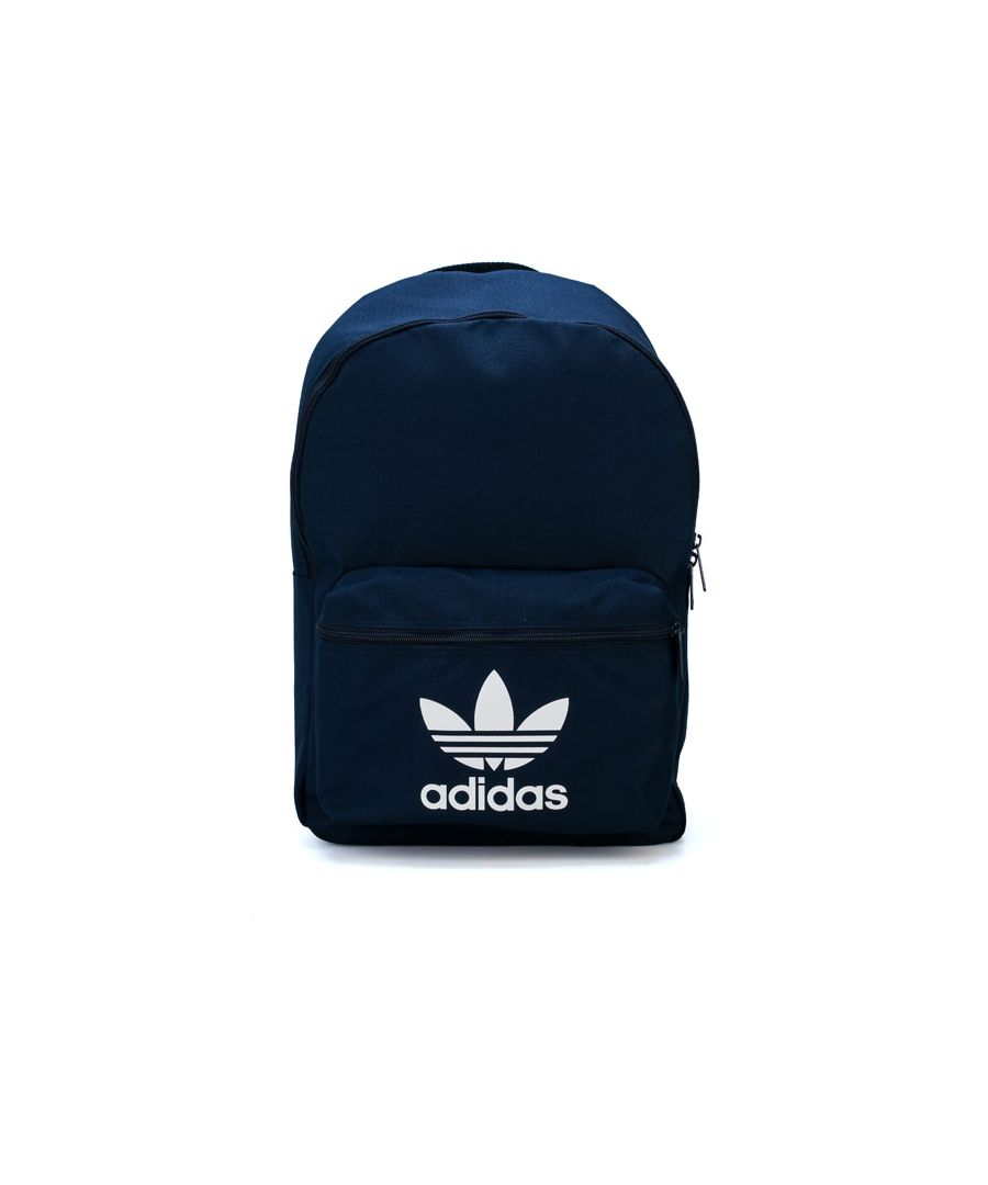 Image for Accessories adidas Originals Adicolor Classic Backpack in Navy