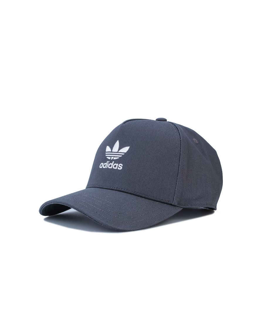 Image for Accessories adidas Originals Adicolor Trucker Cap in Grey