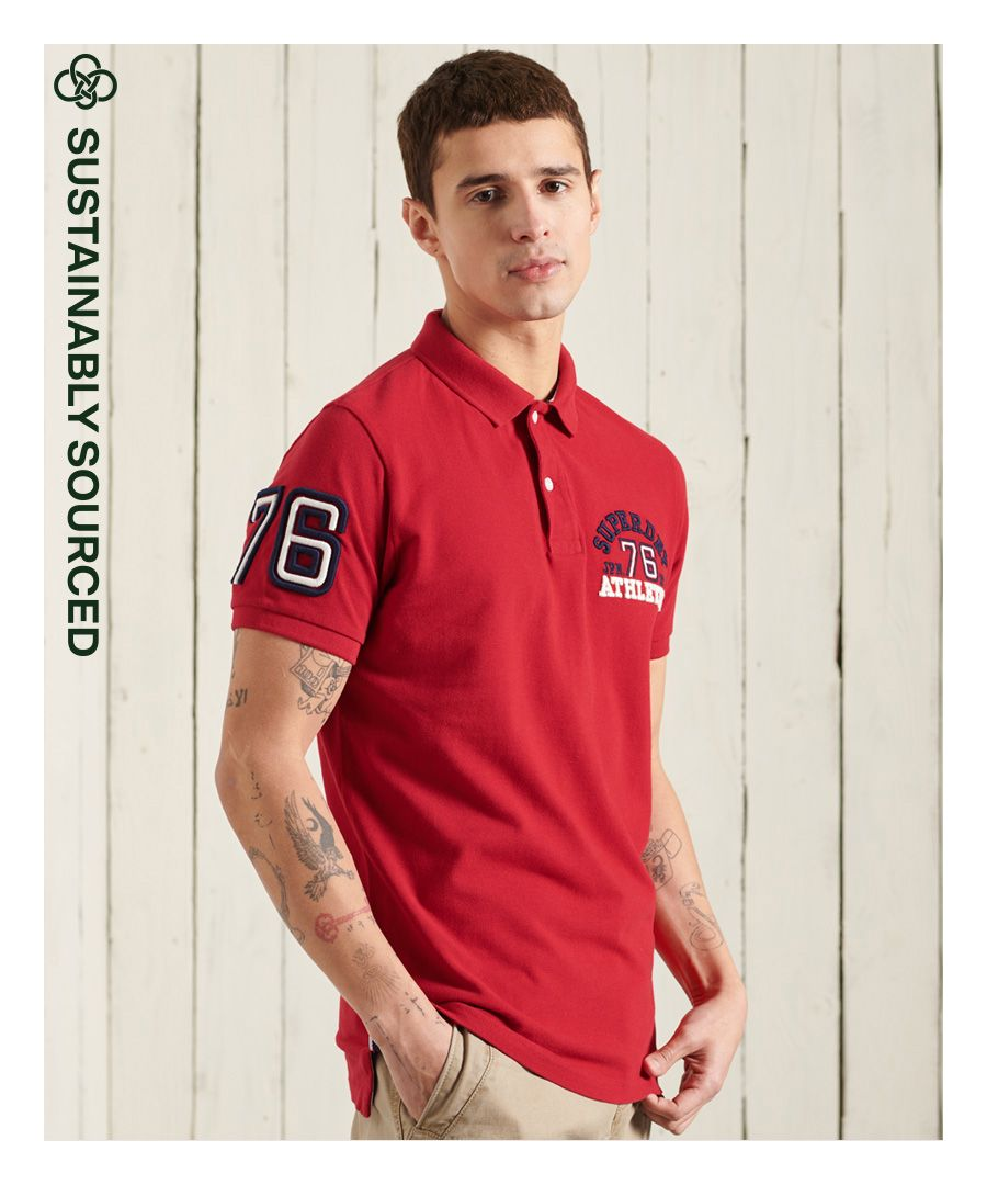 Image for Superdry Classic Superstate Polo Shirt