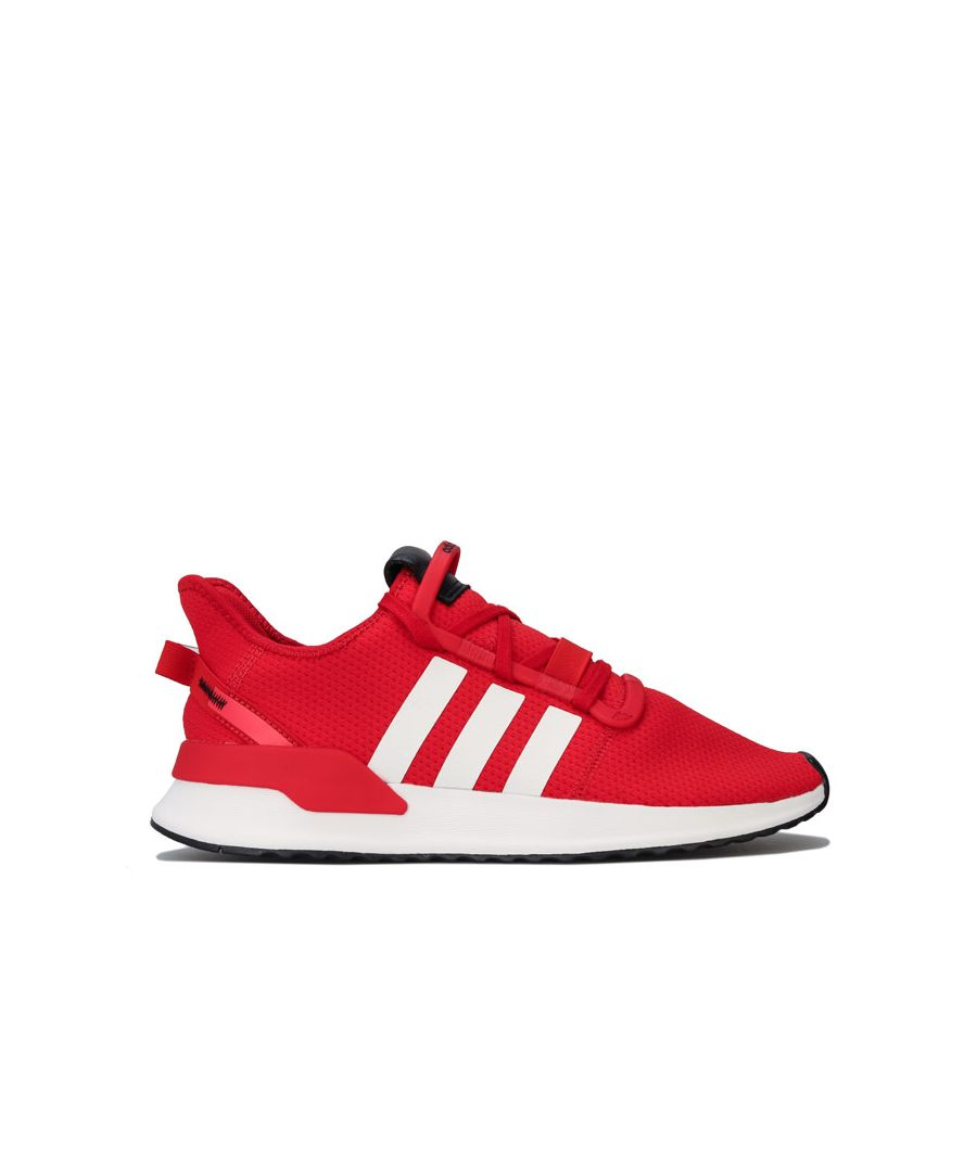 Image for Men's adidas Originals U_Path Run Trainers in Red