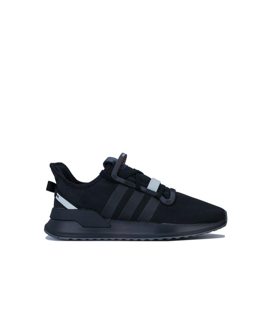 Image for Men's adidas Originals U_Path Run Trainers in Black