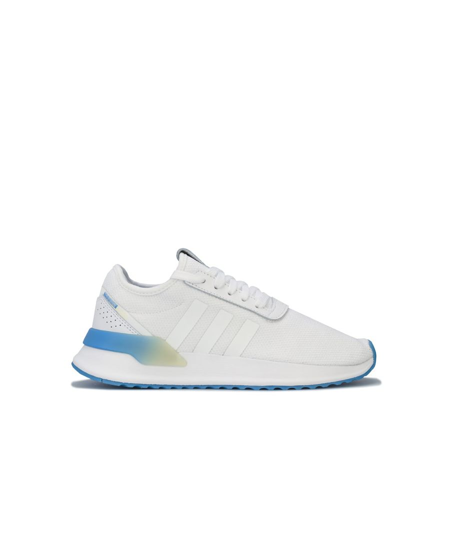 Image for Women's adidas Originals U Path X Trainers in White blue