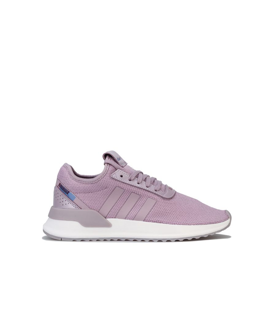 Image for Women's adidas Originals U Path X Trainers in Lilac