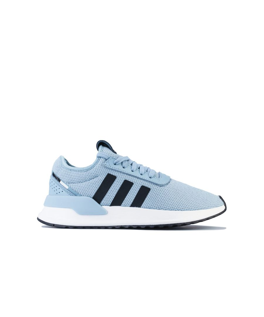 Image for Women's adidas Originals U_Path X Trainers in Grey blue