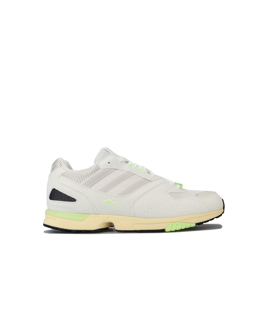 Image for Men's adidas Originals ZX 4000 Trainers in White