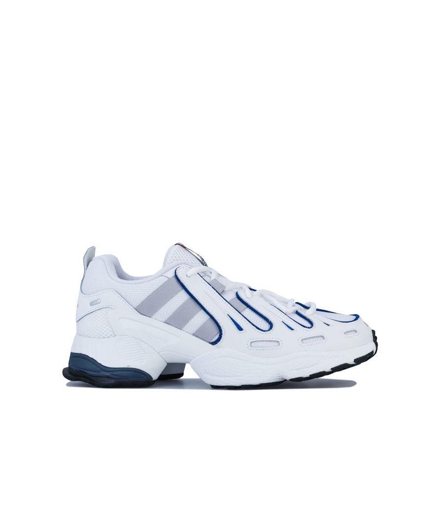 Image for Men's adidas Originals EQT Gazelle Trainers in White