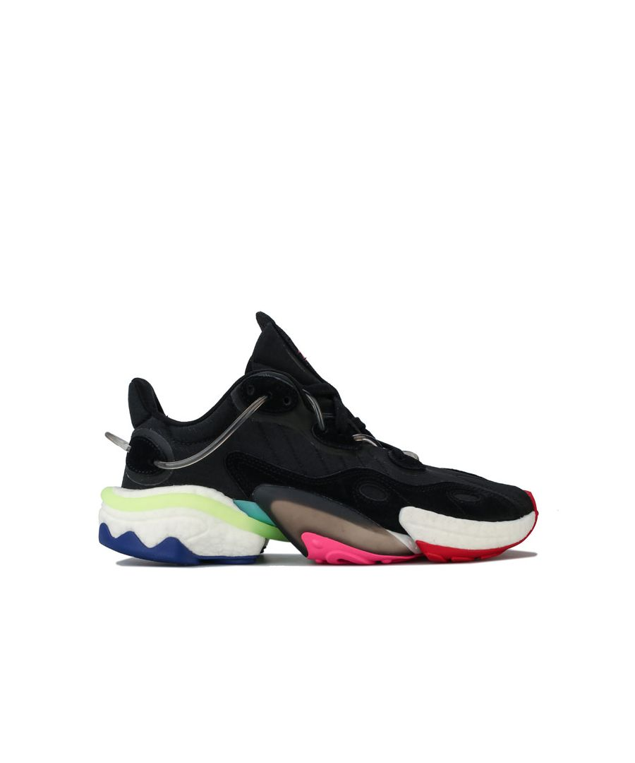 Image for Men's adidas Originals Torsion X Trainers in Black