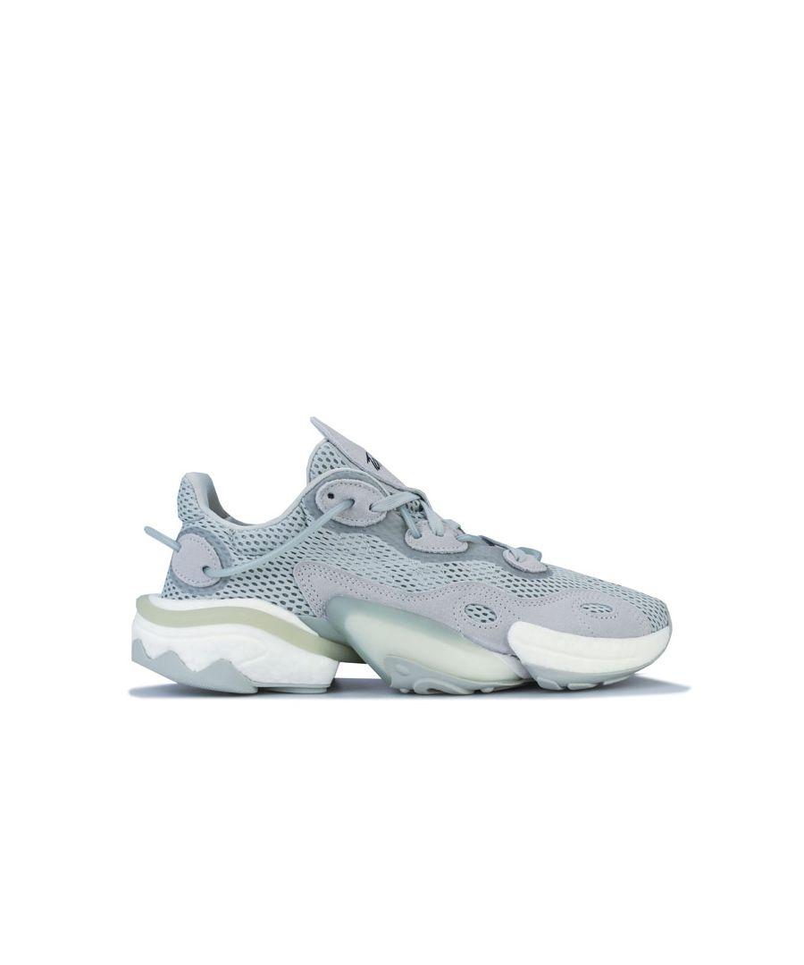 Image for Men's adidas Originals Torsion X Trainers in Grey