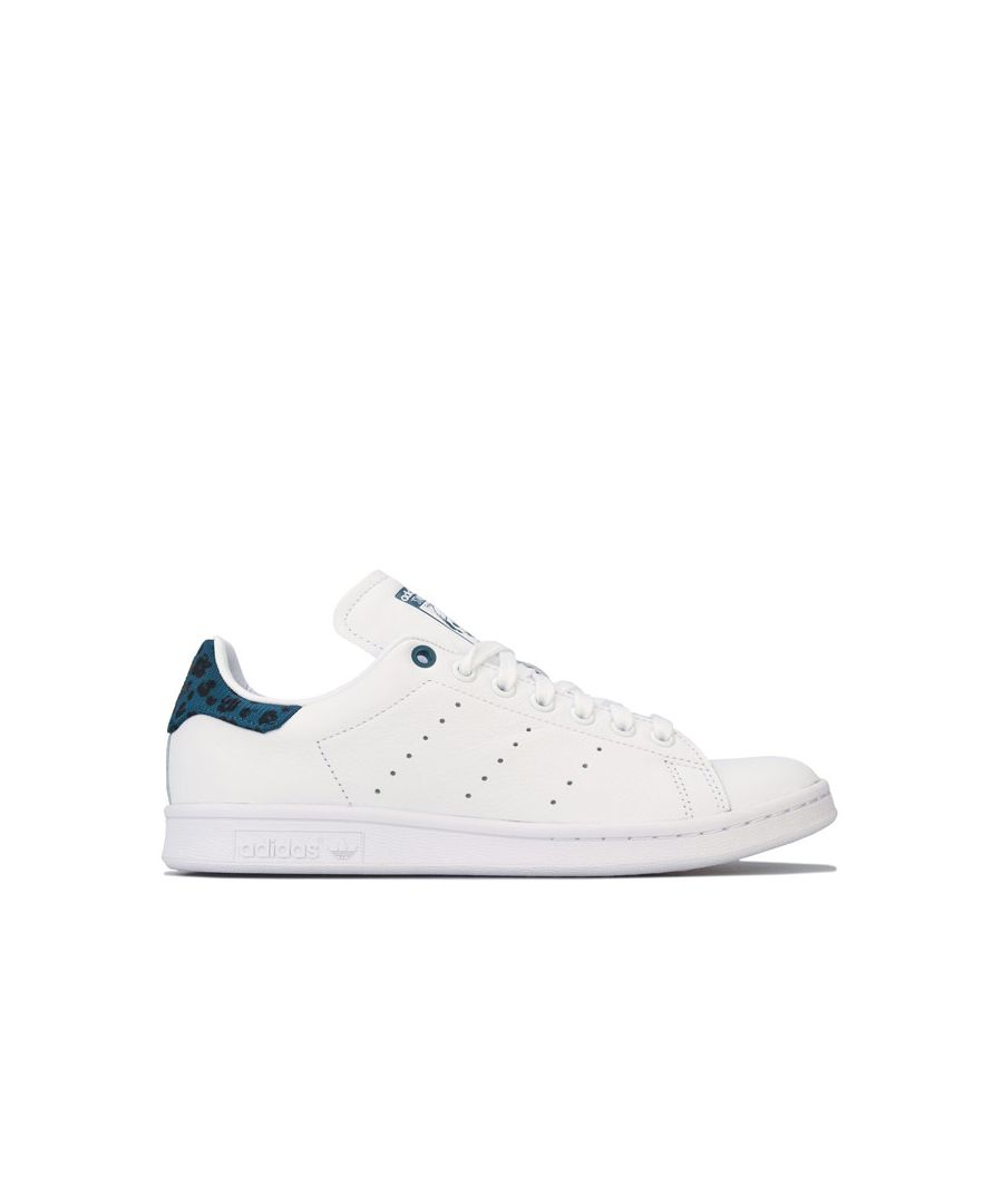 Image for Women's adidas Originals Stan Smith Trainers in White