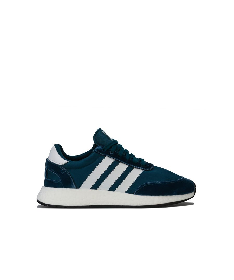 Image for Women's adidas Originals I-5923 Trainers in Petrol