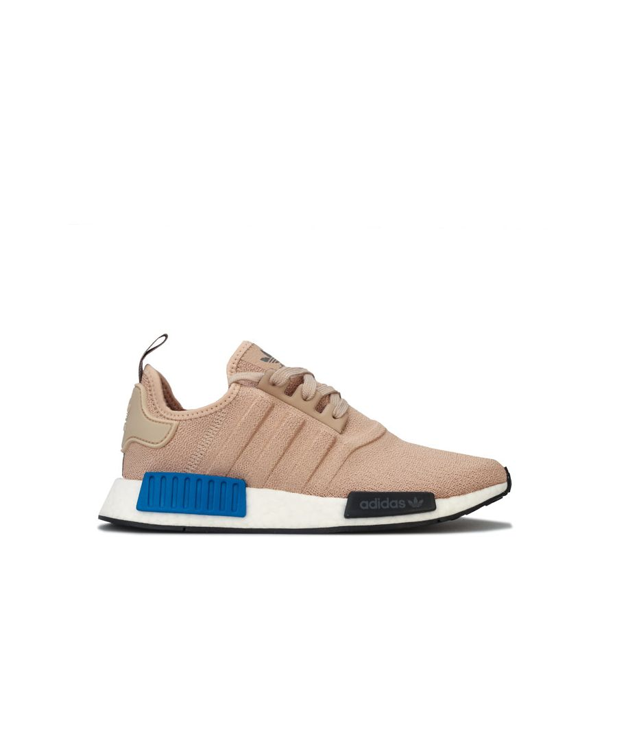 Image for Men's adidas Originals NMD_R1 Trainers in Nude