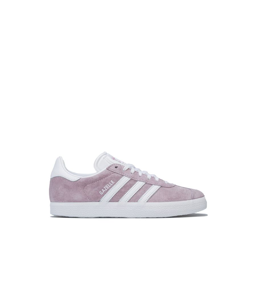 Image for Women's adidas Originals Gazelle Trainers in heather