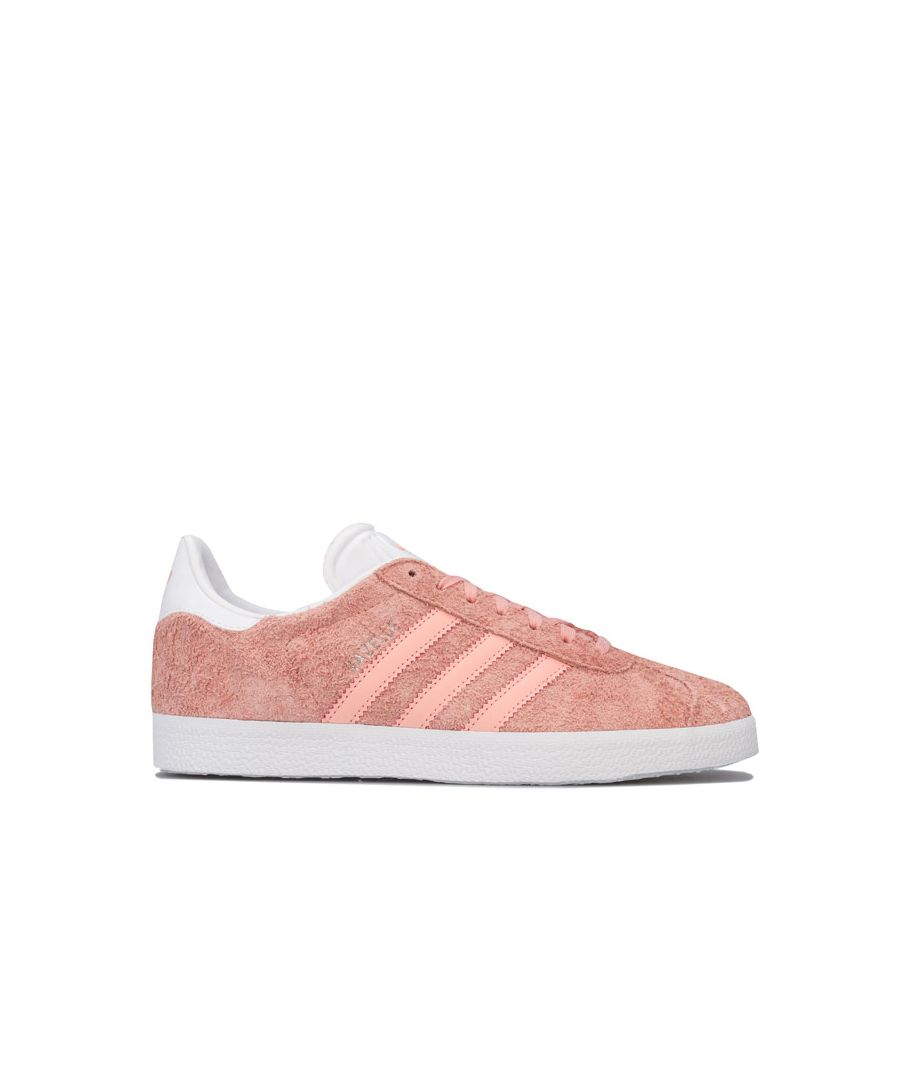 Image for Women's adidas Originals Gazelle Trainers in Pink