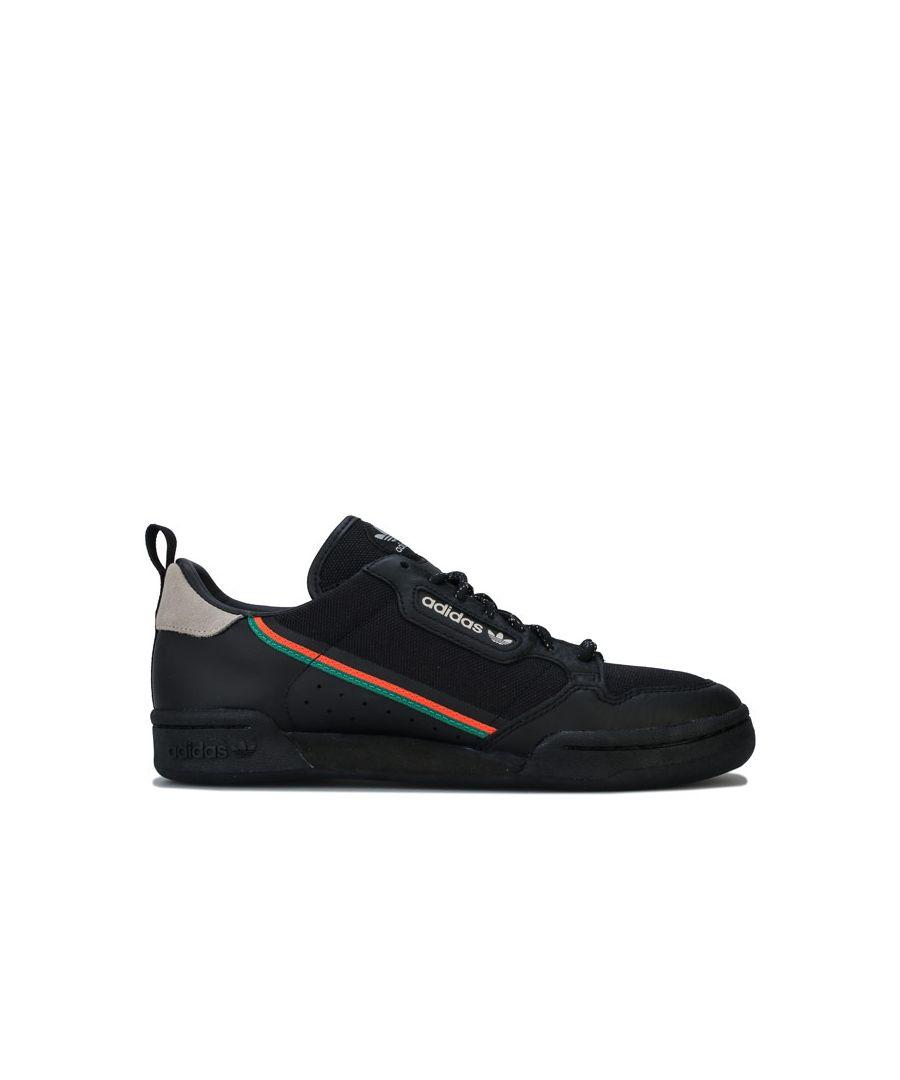 Image for Men's adidas Originals CONTINENTAL 80 in Black