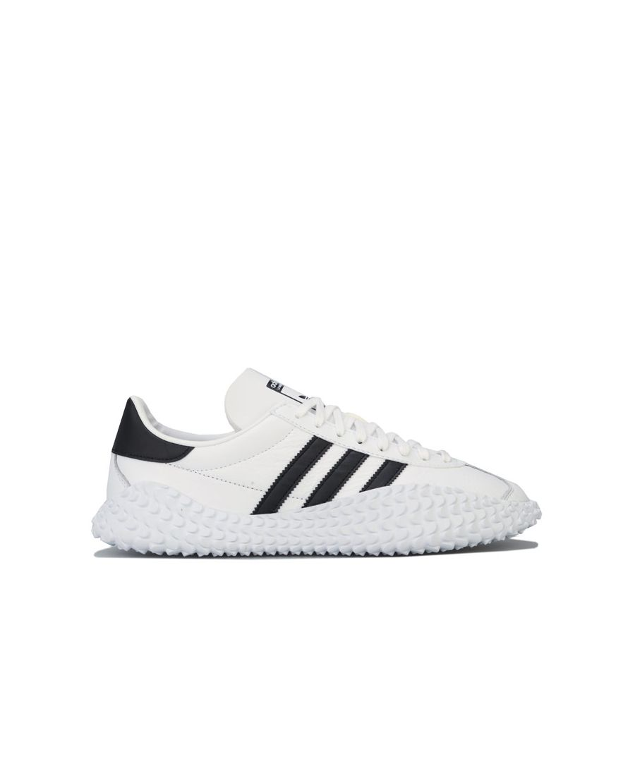 Image for Men's adidas Originals Country X Kamanda Trainers in White