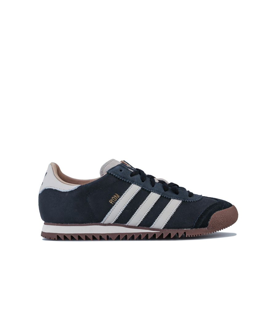 Image for Men's adidas Originals Rom Trainers in Grey