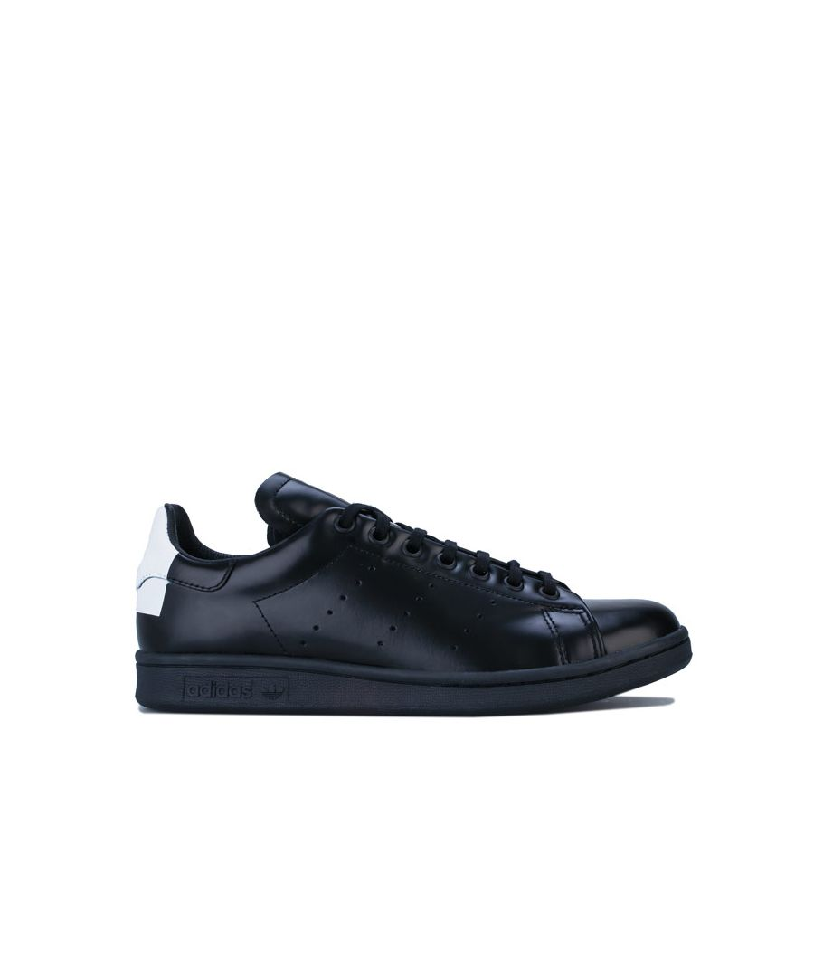 Image for Adidas Originals Stan Smith Recon Trainers in Black