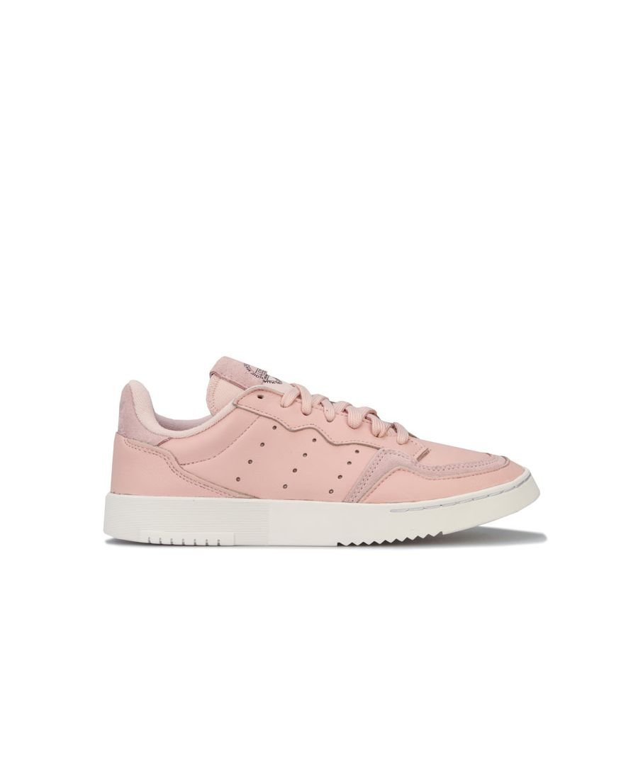 Image for Women's adidas Originals Supercourt Trainers in Pink