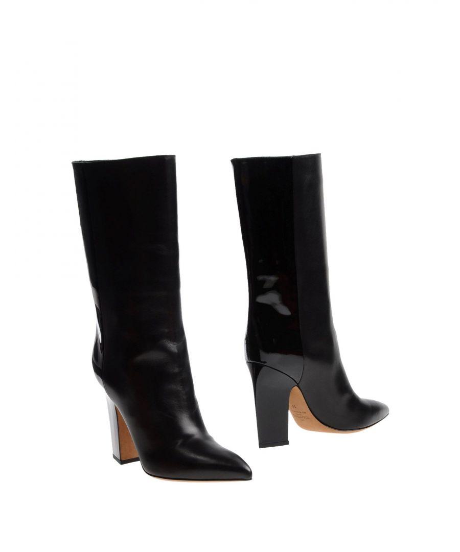 Image for Valentino Garavani Varnished Leather Boots
