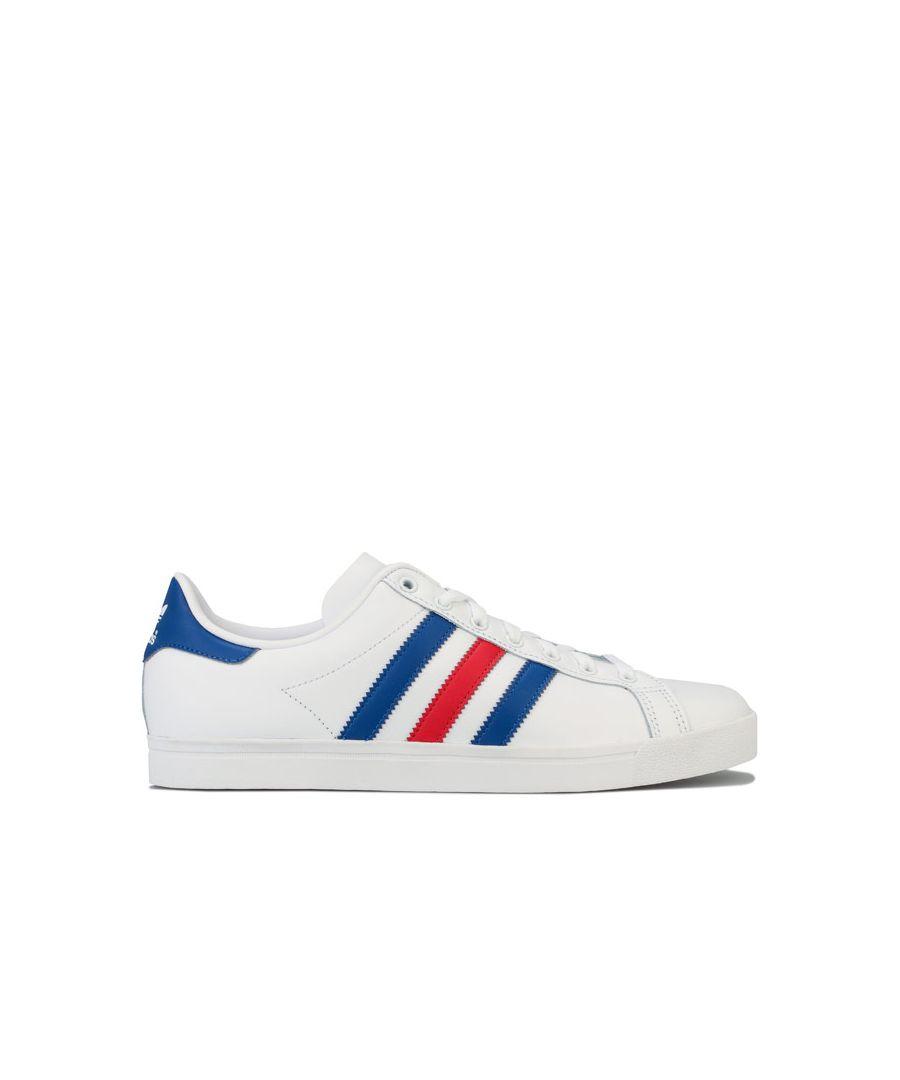 Image for Men's adidas Originals Coast Star Trainers in White