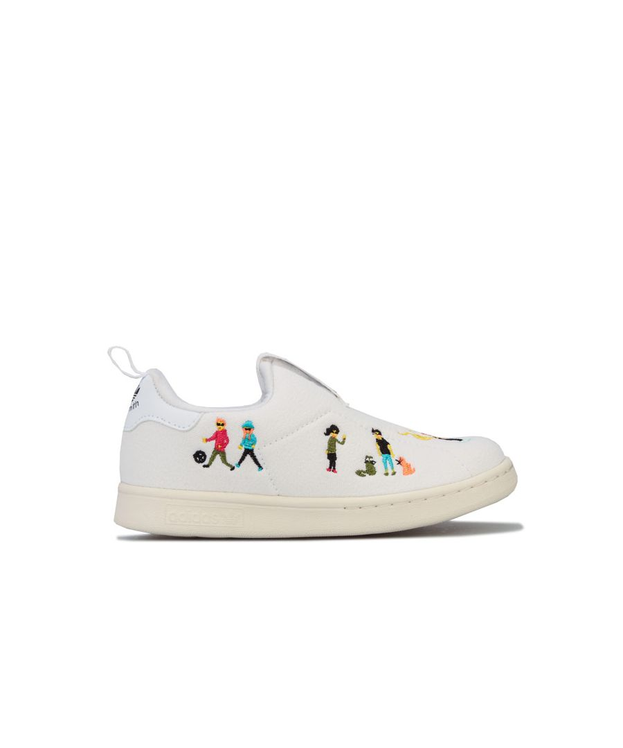 Image for Boy's adidas Originals Infants Stan Smith 360 Trainers in White