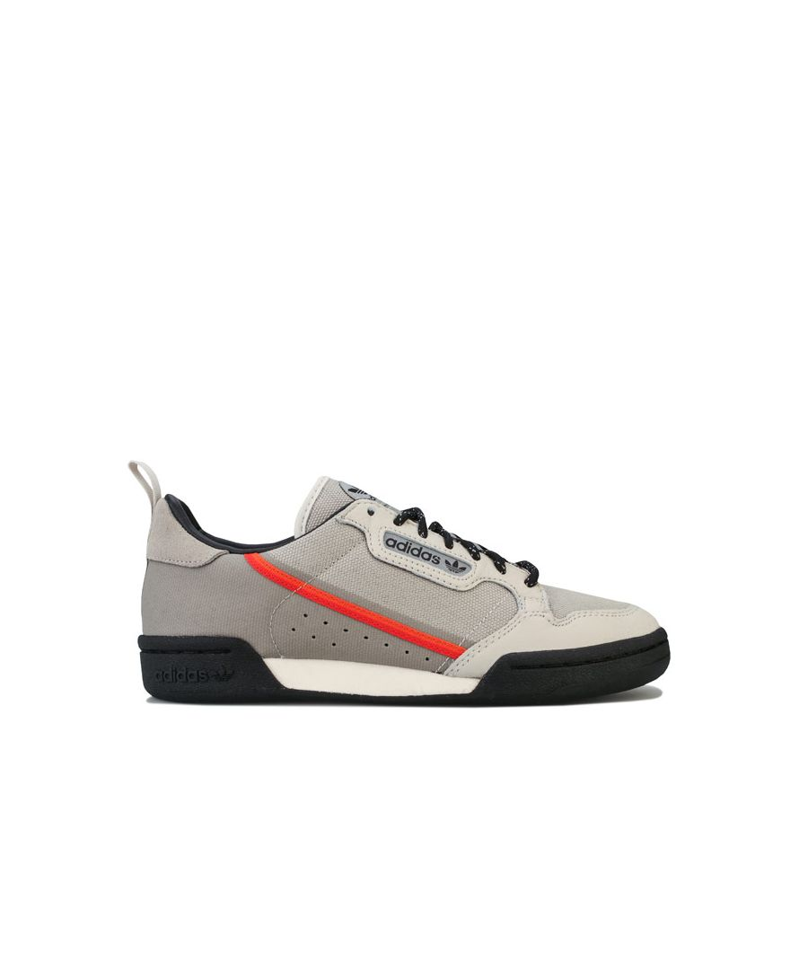 Image for Men's adidas Originals Continental 80 Trainers in Stone