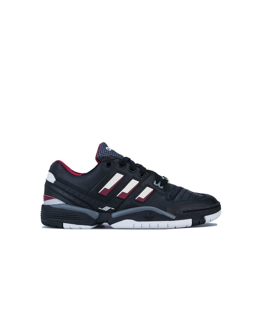 Image for Men's adidas Originals Torsion Comp Trainers in Black