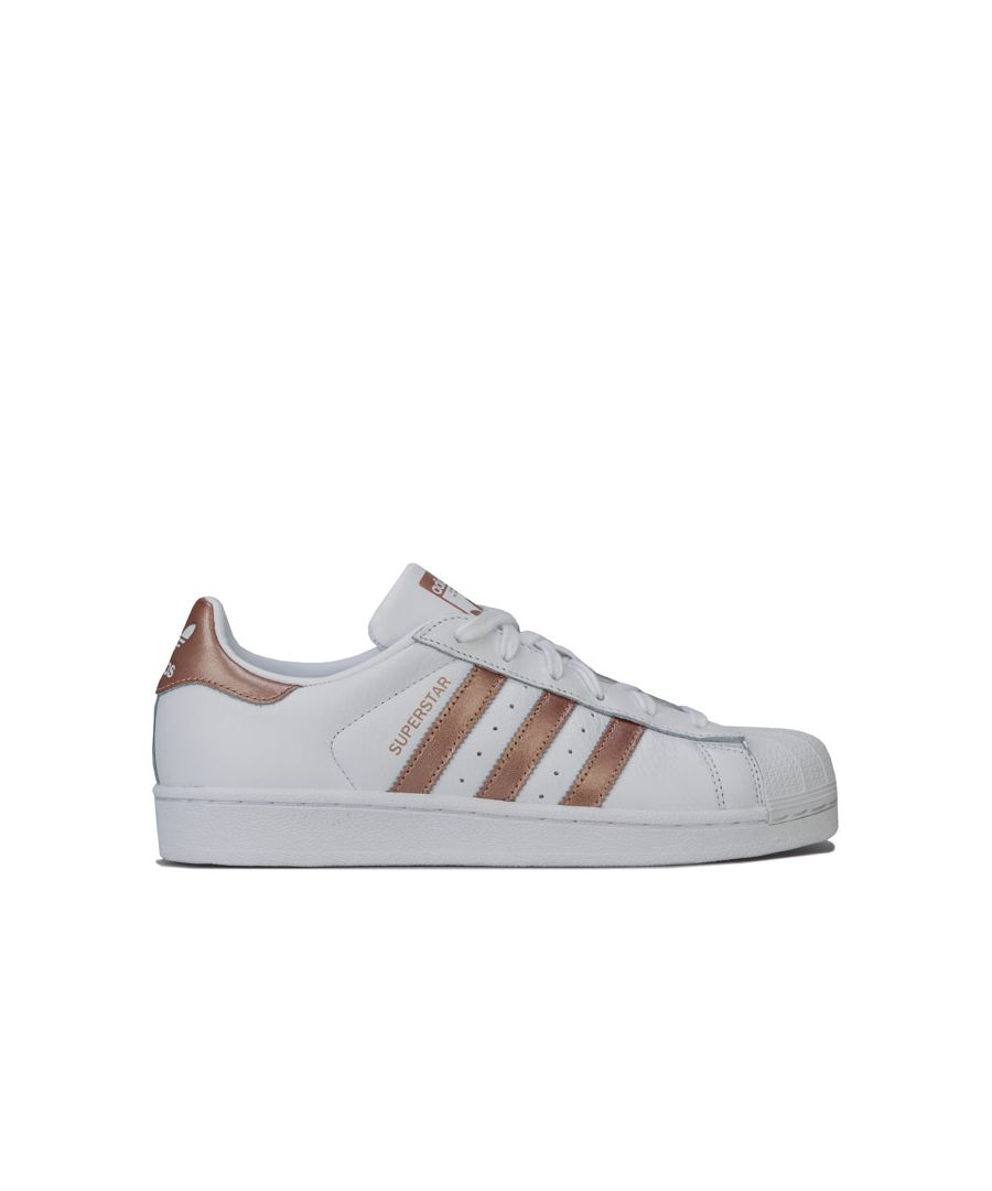 Image for Women's adidas Superstar Trainers in White