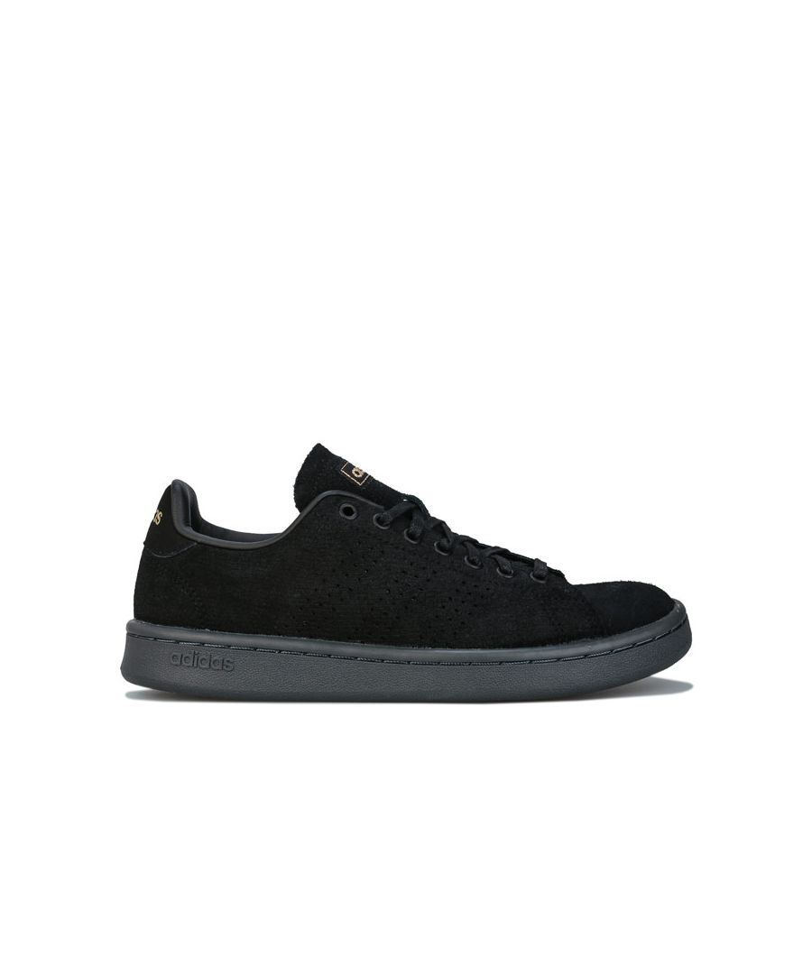 Image for Women's adidas Advantage Trainers in Black