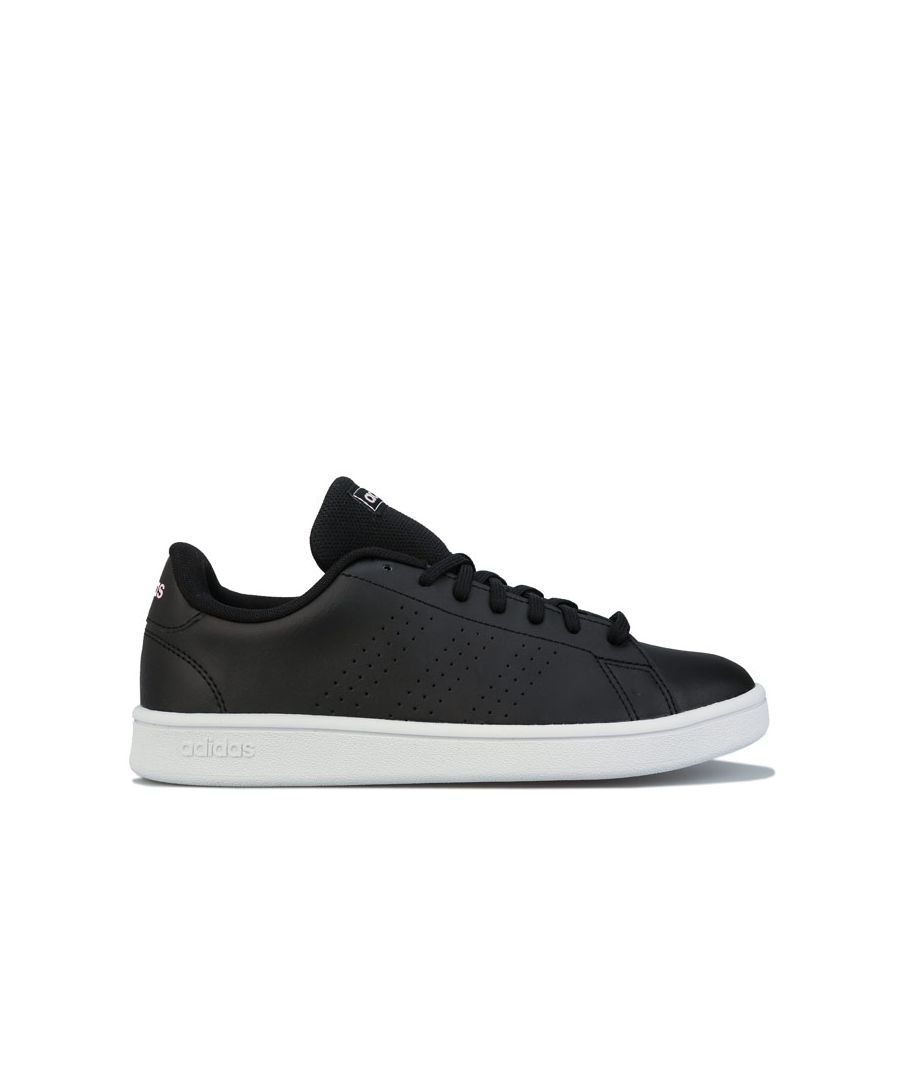 Image for Women's adidas Advantage Base Trainers in Black