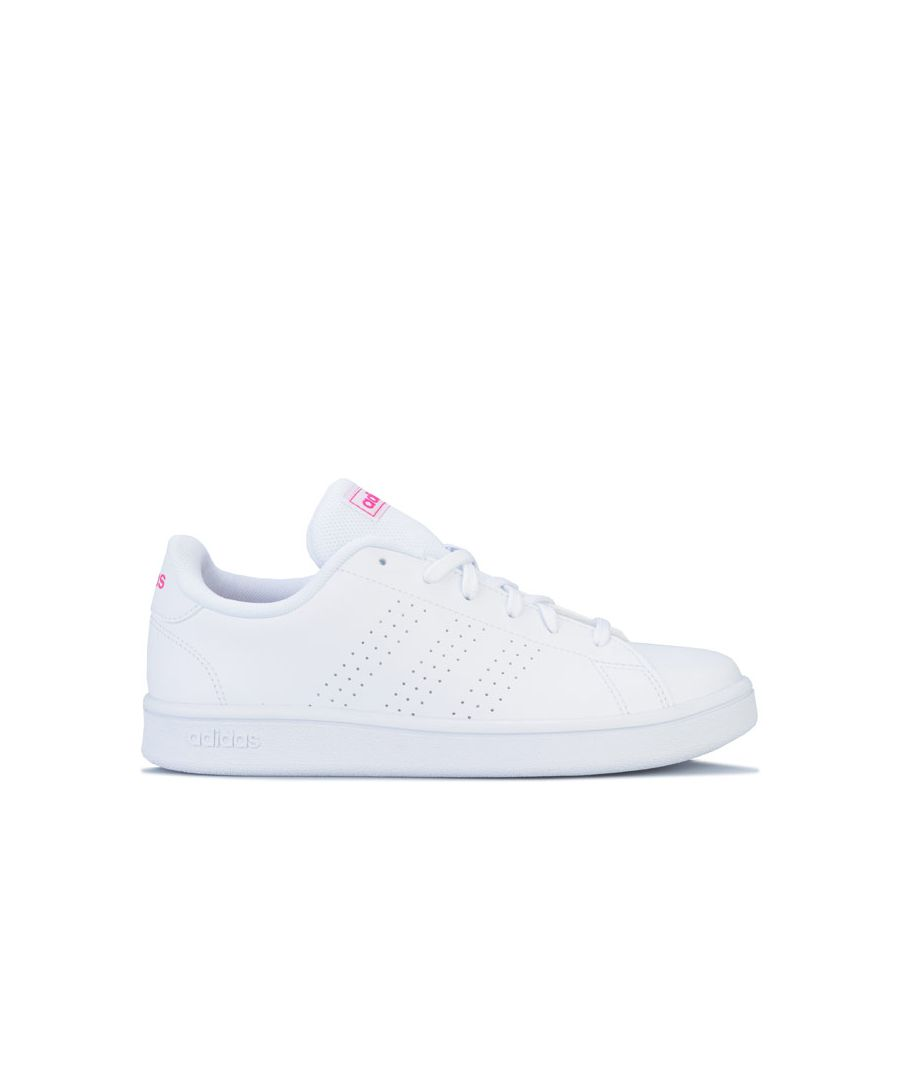 Image for Women's adidas Advantage Base Trainers in White