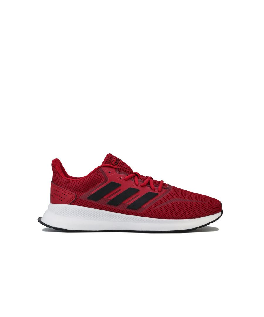 Image for Men's adidas Run Falcon Running Shoes in Red