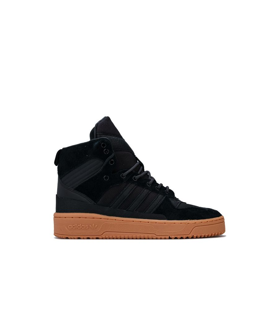 Image for Men's adidas Originals Rivalry TR Trainers in Black