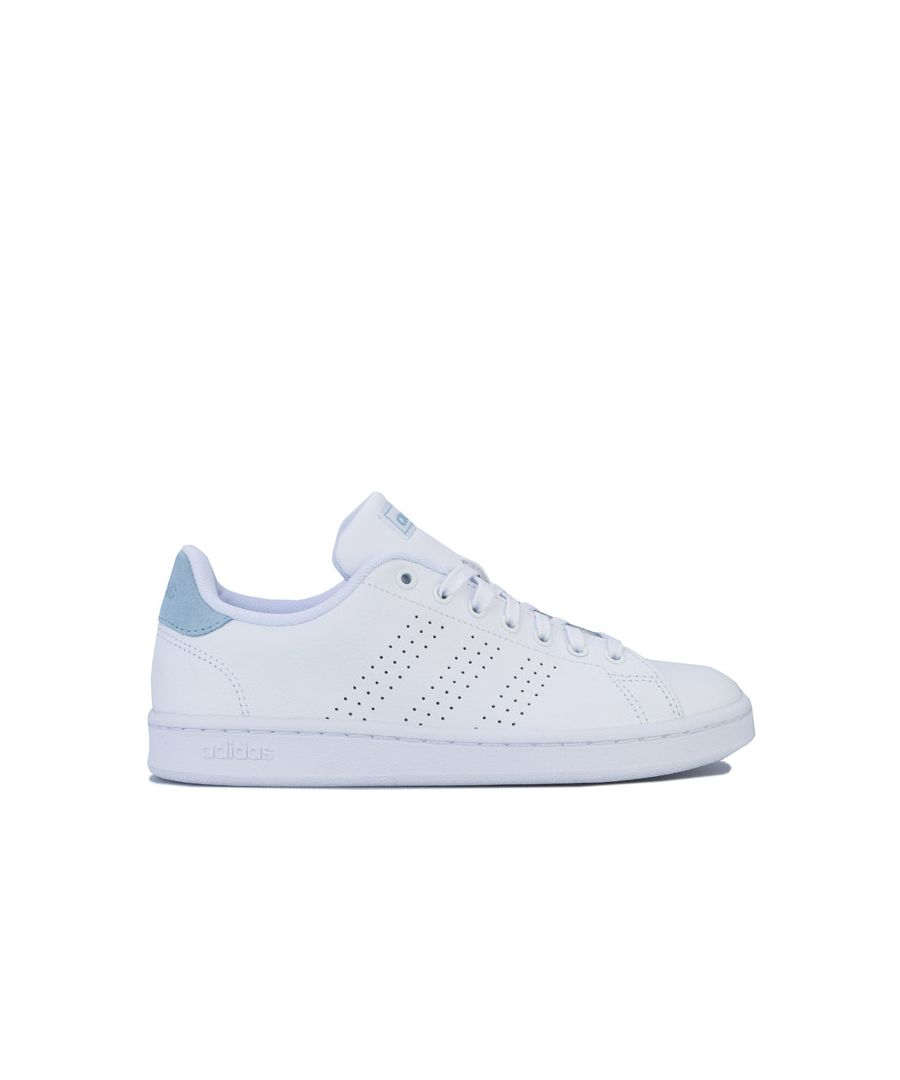 Image for Women's adidas Advantage Trainers in White