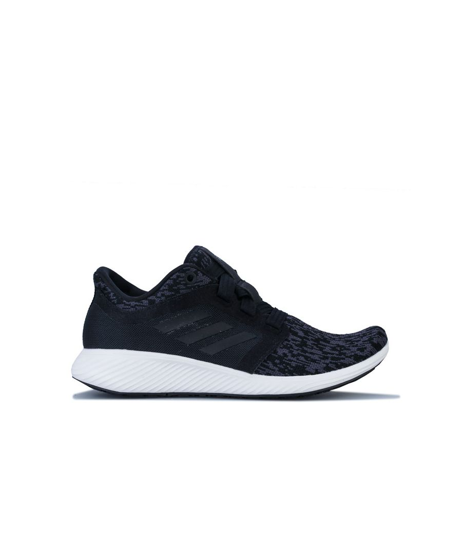 Image for Women's adidas Edge Lux 3 Running Shoes in Black