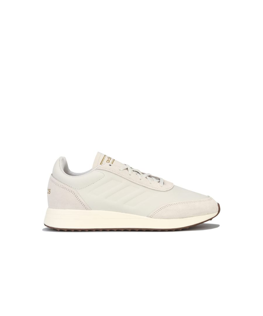 Image for Men's adidas Run 70s Trainers in Off White