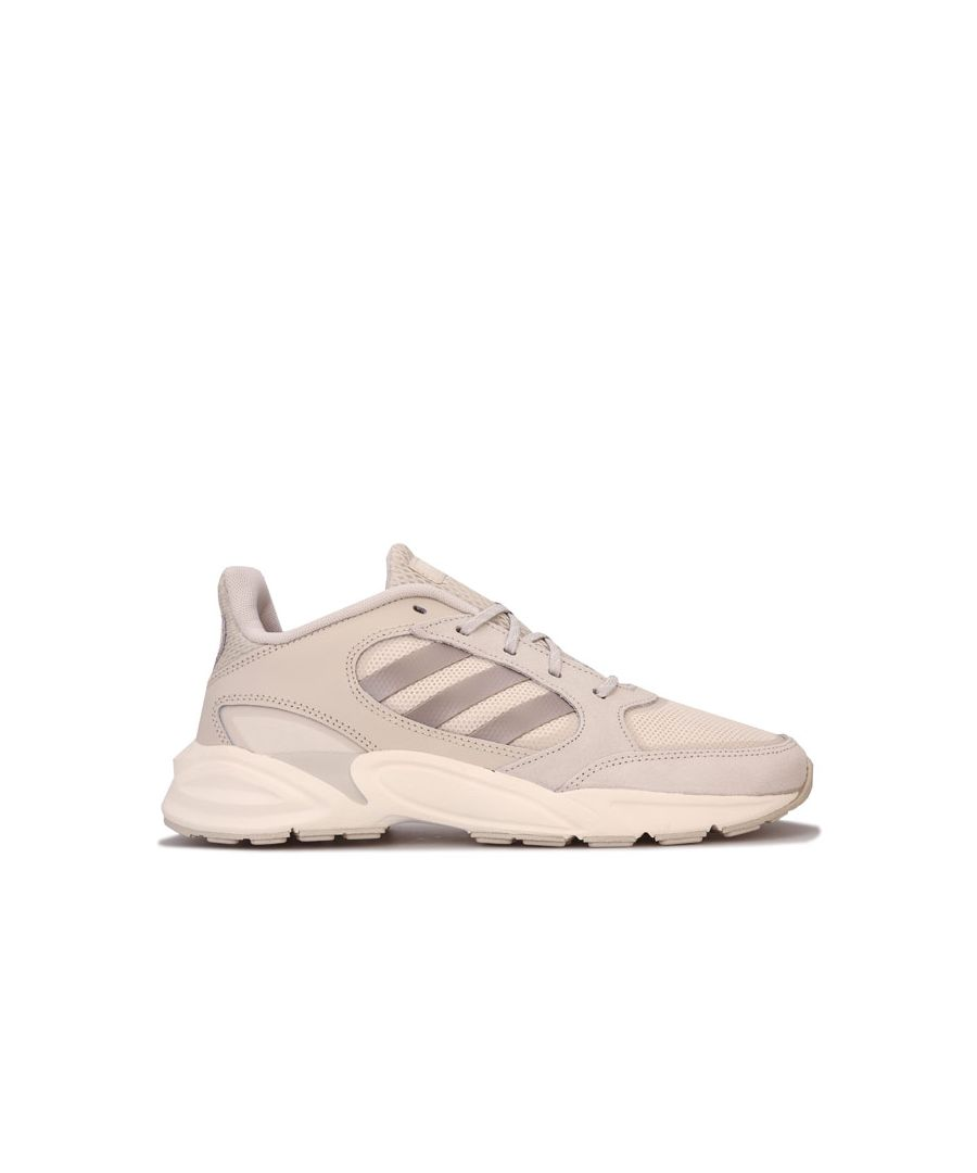 Image for Women's adidas 90s Valasion Running Shoes in Off White