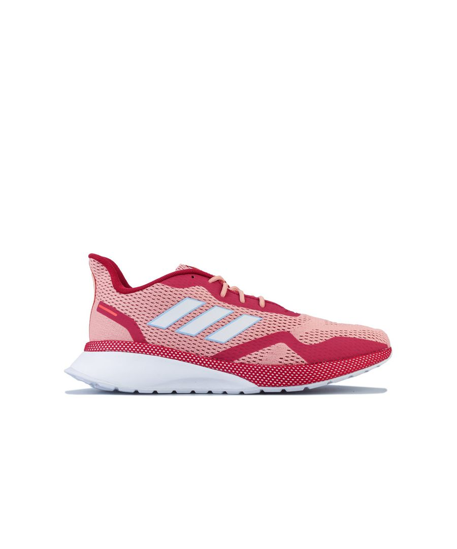 Image for Women's adidas Novafvse X Running Shoes in Pink