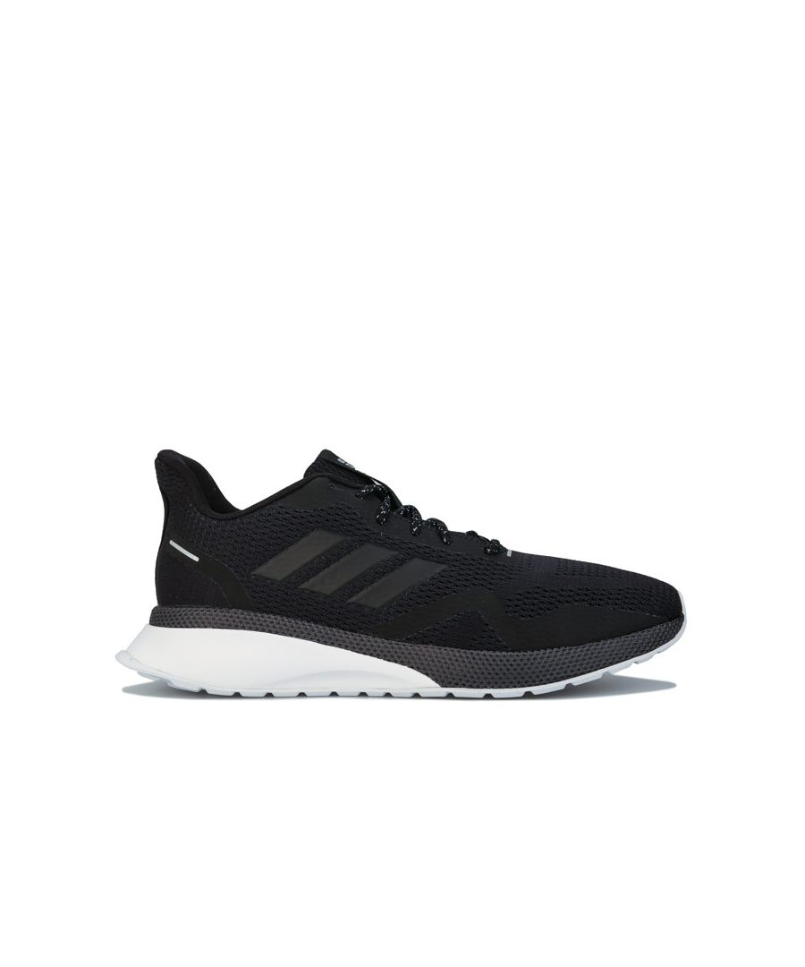 Image for Women's adidas Novafvse X Running Shoes in Black