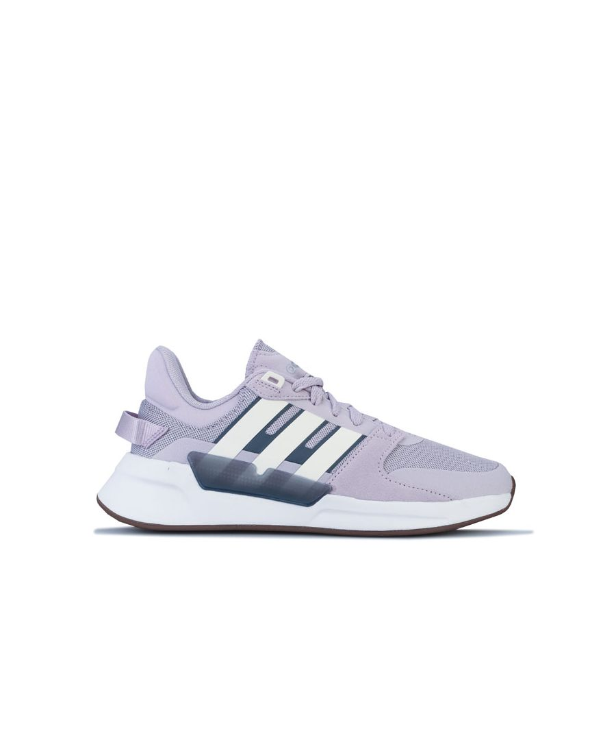 Image for Women's adidas Run 90s Trainers in Lilac