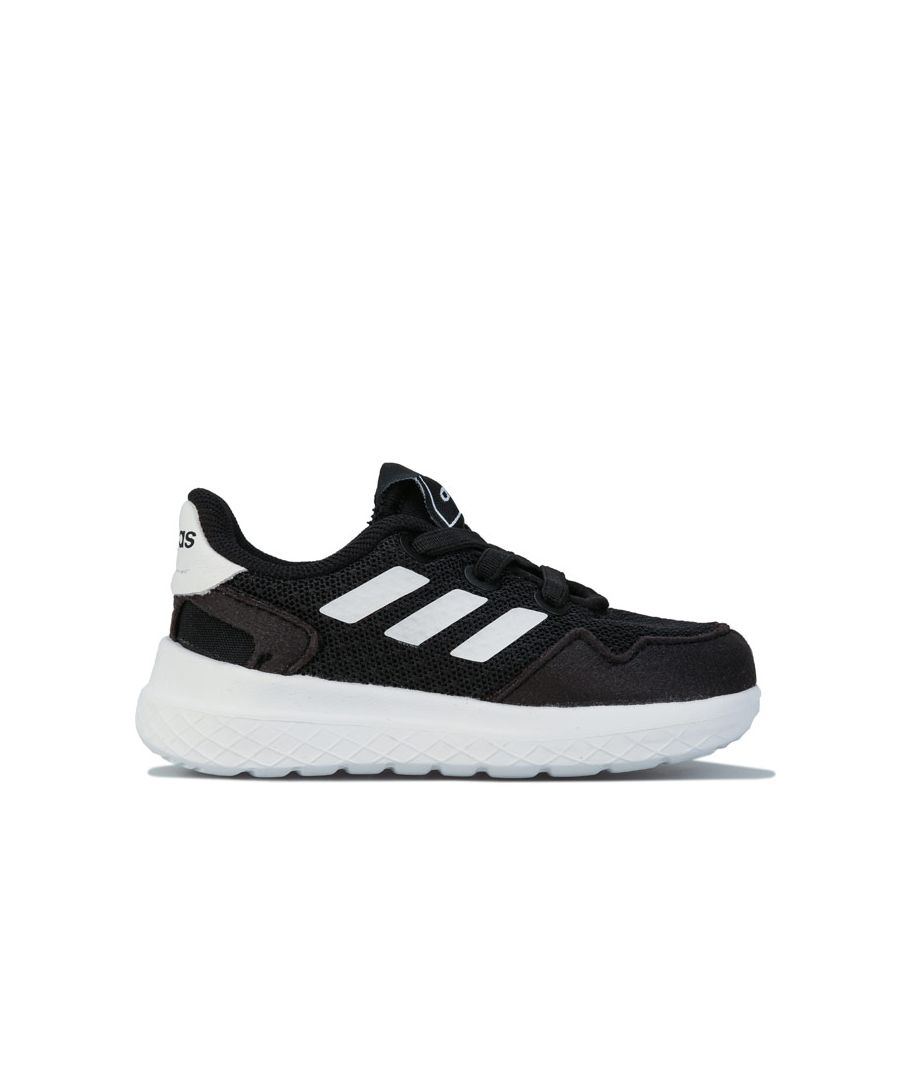 Image for Boy's adidas Infant Archivo Trainers in Black